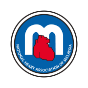 Logo of the National Heart Association of Malaysia