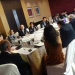 1st AICT/APSIC Board Meeting