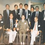 Sidney 1993, birth of APSIC