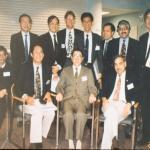 Sidney 1993, birth of APSIC