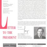 Letter to the President, 1993